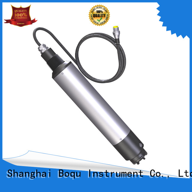 BOQU cost-effective water oxygen sensor for environmental monitoring