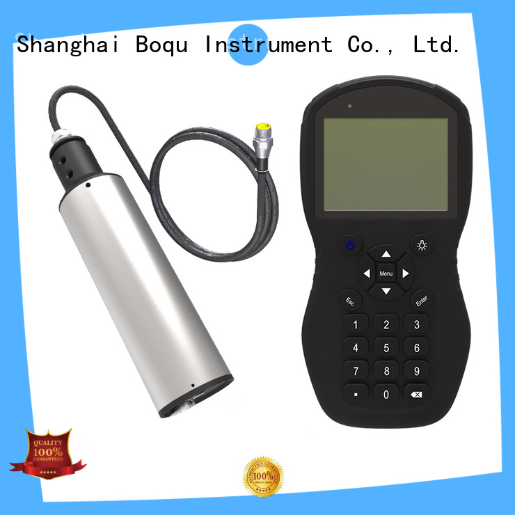 BOQU accurate portable tss meter manufacturer for industrial waste water