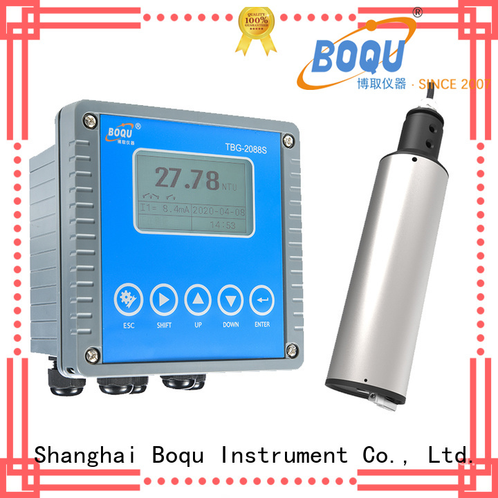 BOQU suspended solid meter with good price for farming