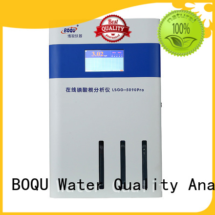 BOQU online phosphate analyzer directly sale for pure water