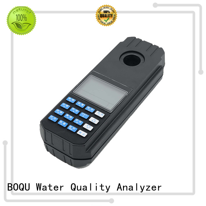 high-quality portable residual chlorine meter suppliers for waste water application