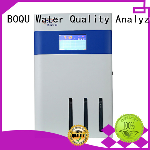 BOQU high precision sodium analyzer with good price for biochemical engineering