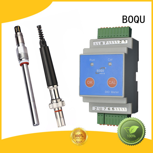 BOQU effective dissolved oxygen analyzer directly sale for water quality