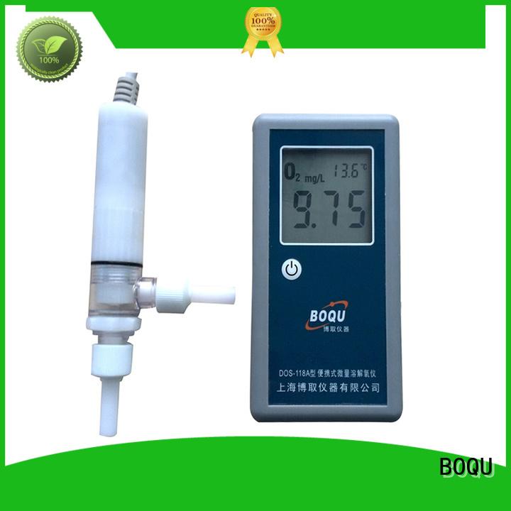 BOQU portable do meter wholesale for aquaculture