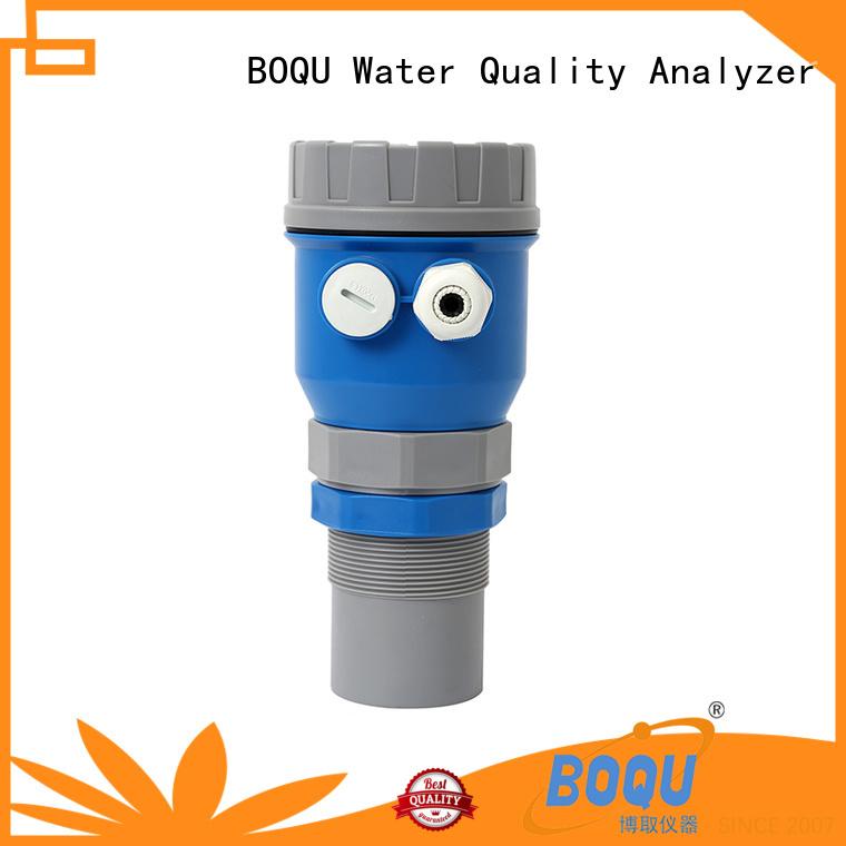 BOQU ultrasonic level meter series for petroleum