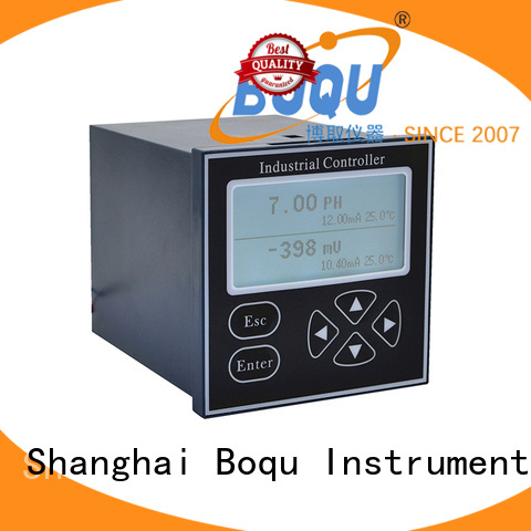 BOQU ph controller factory direct supply for chemical laboratory analyses