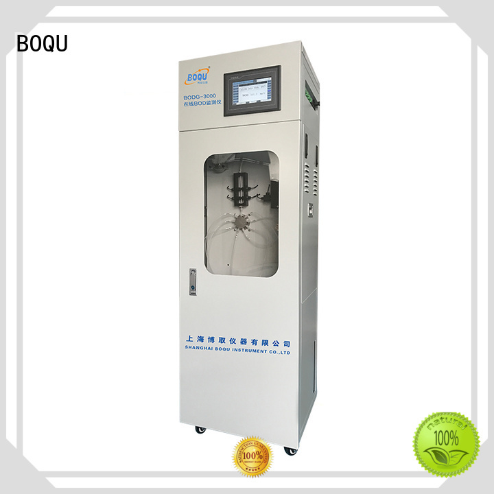 accurate bod analyzer supplier for surface water