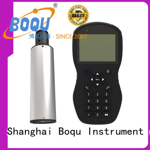 BOQU stable portable suspended solids meter manufacturer for surface water