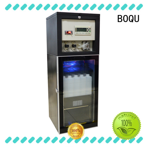 BOQU water quality sampler factory for sewage treatment plants