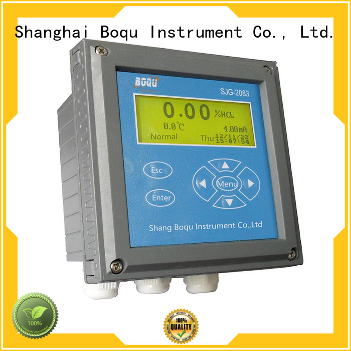 BOQU alkali concentration meter with good price for thermal power plants