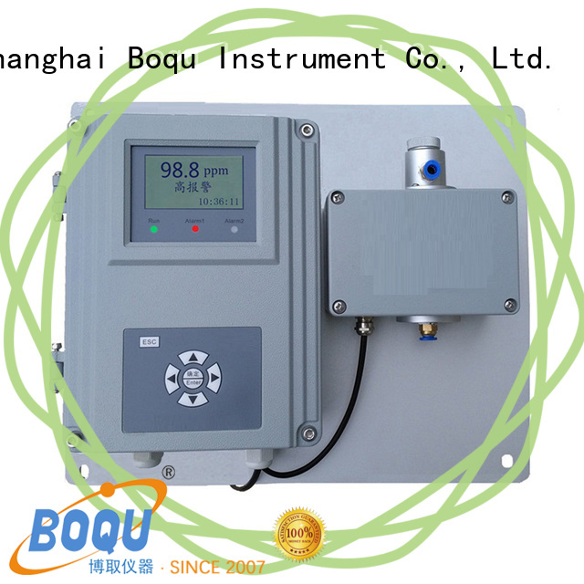 BOQU oil in water analyser with good price for water quality analysis