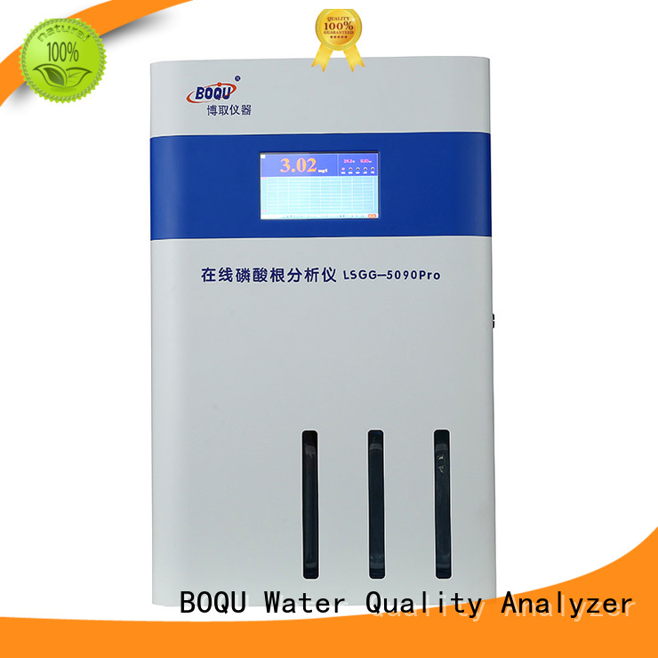 high precision online phosphate analyzer phosphate wholesale for municipal wastewater effluents