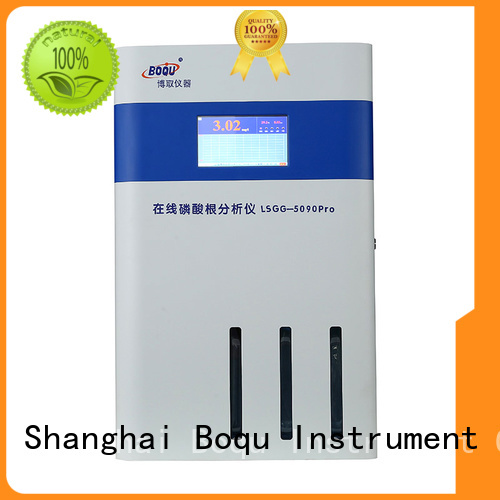 BOQU efficient online phosphate analyzer directly sale for pure water