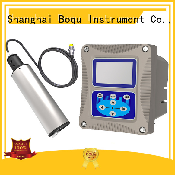 BOQU stable online turbidity meter series for industry