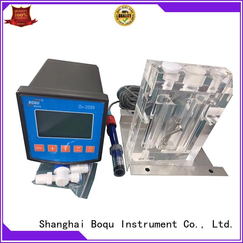 BOQU intelligent dissolved ozone analyzer wholesale for swimming pool