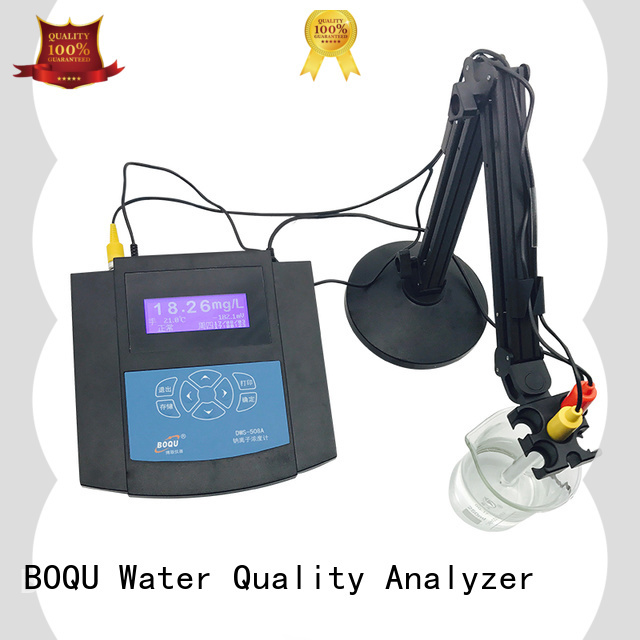 BOQU latest laboratory ion meter factory for metallurgy