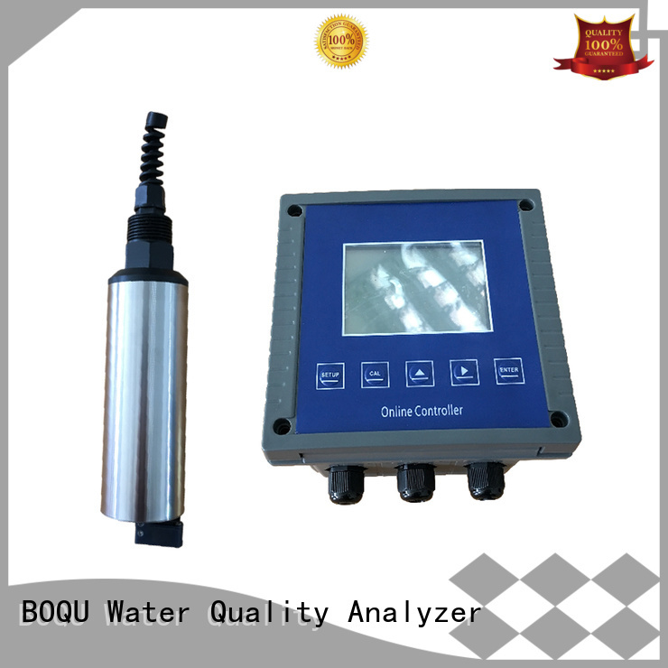 BOQU best online oil-in-water analyzer wholesale for river channel