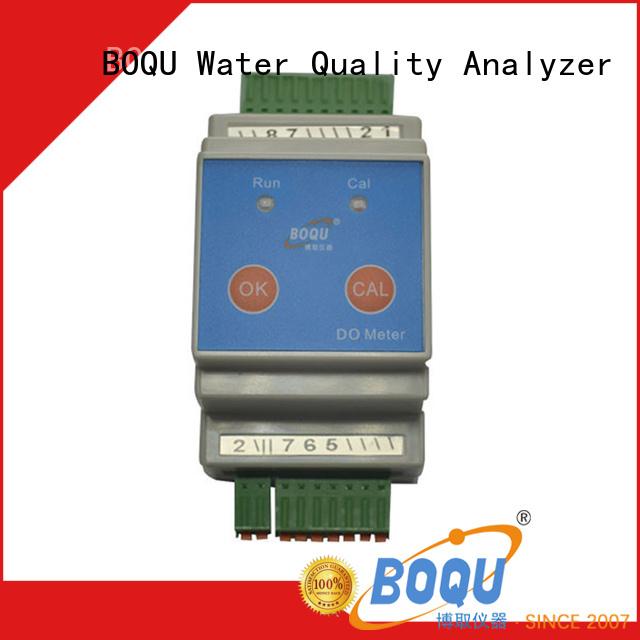 BOQU stable dissolved oxygen analyzer series for aquariums