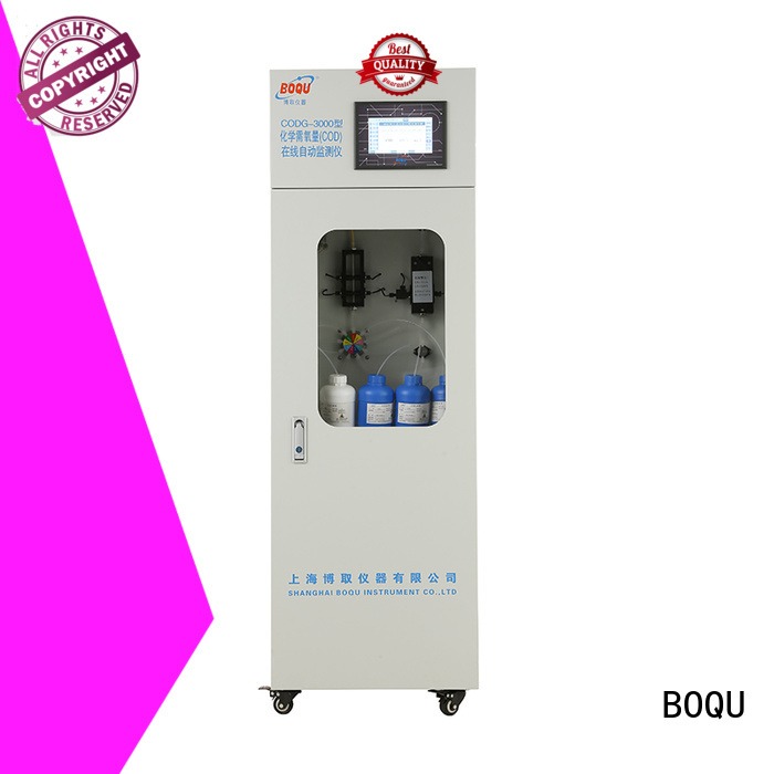 automatic cod analyzer factory direct supply for industrial wastewater