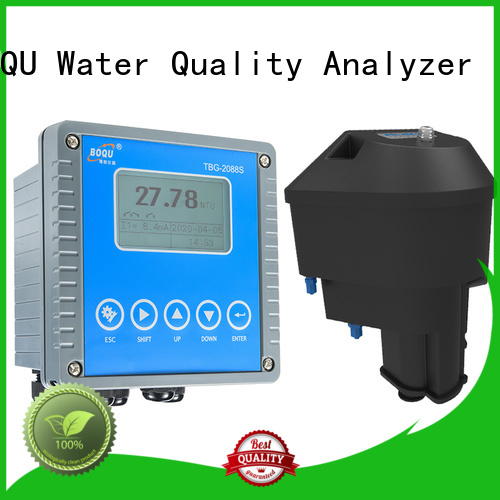 reliable online turbidity meter series for water plant