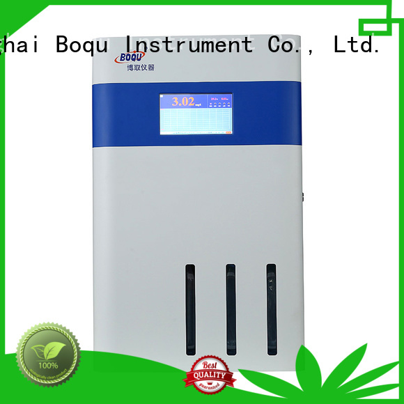 BOQU sodium analyzer manufacturer for chemical industry