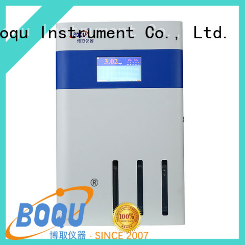 BOQU stable sodium analyzer series for pure water