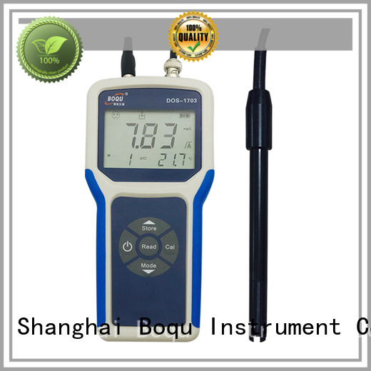 convenient portable dissolved oxygen meter manufacturer for water protection