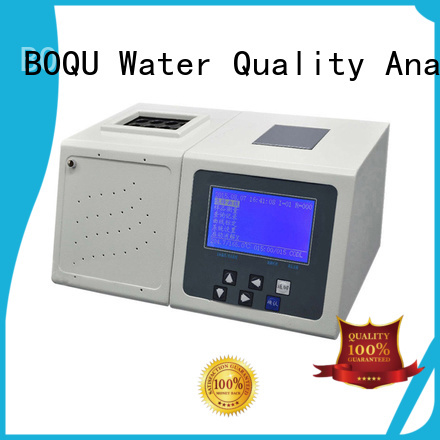 BOQU cod analyzer factory for wastewater treatment plants