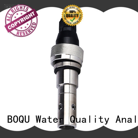 BOQU rapid response conductivity sensor manufacturer for seawater purification