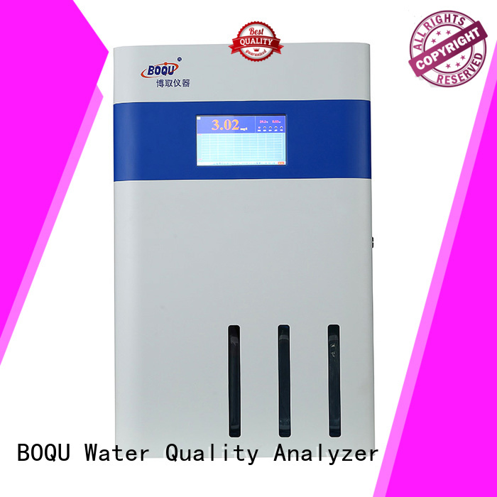 BOQU sodium analyzer factory direct supply for pure water