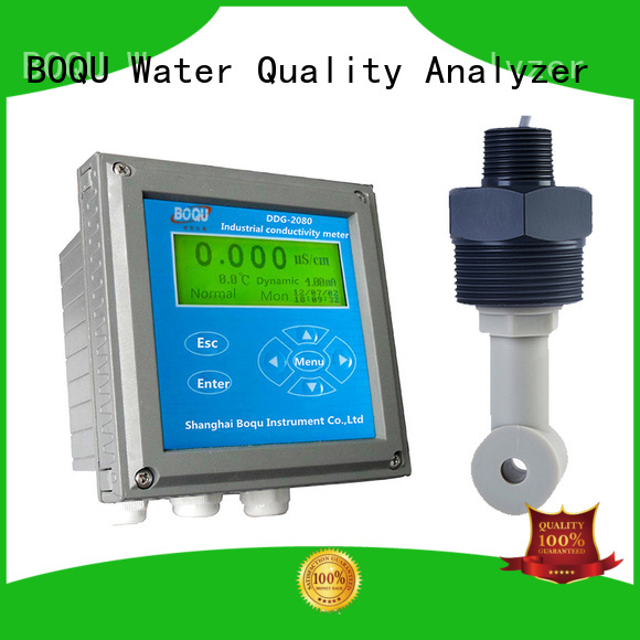 BOQU online conductivity meter from China for fermentation