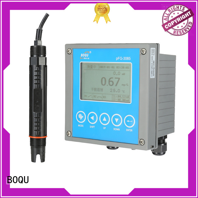 BOQU industrial water hardness meter with good price for power plant