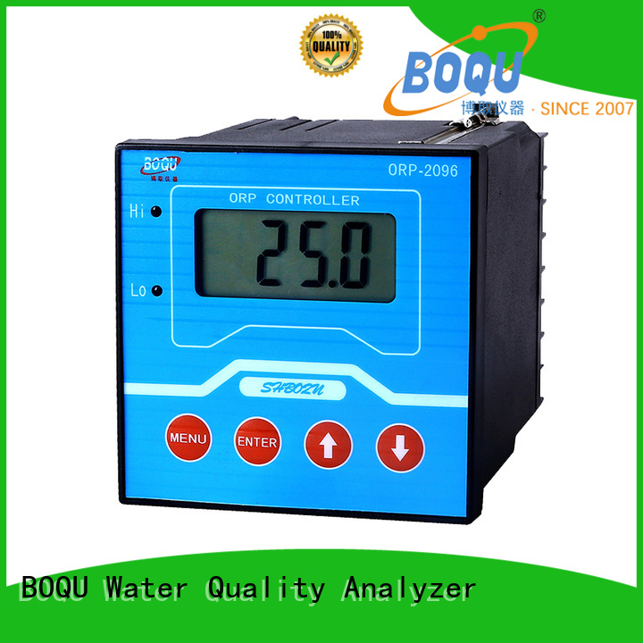 BOQU ph analyzer supplier for brewing of wine or beer