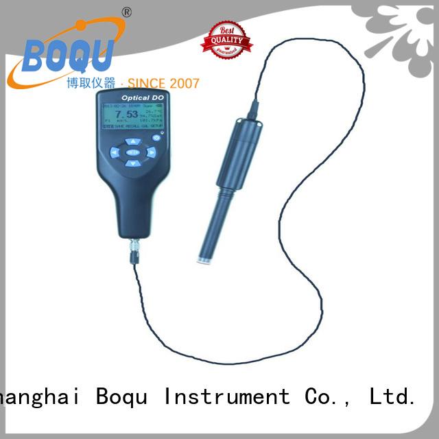convenient portable dissolved oxygen meter wholesale for sewage treatment
