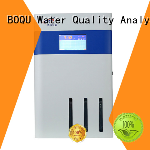 BOQU stable sodium analyzer factory direct supply for chemical industry