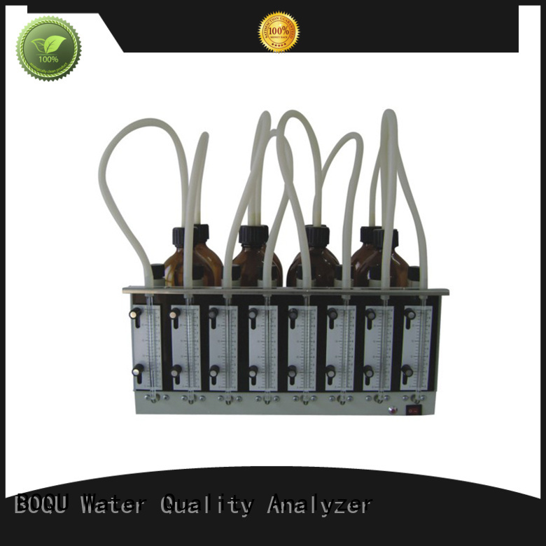 efficient laboratory bod meter factory direct supply for water