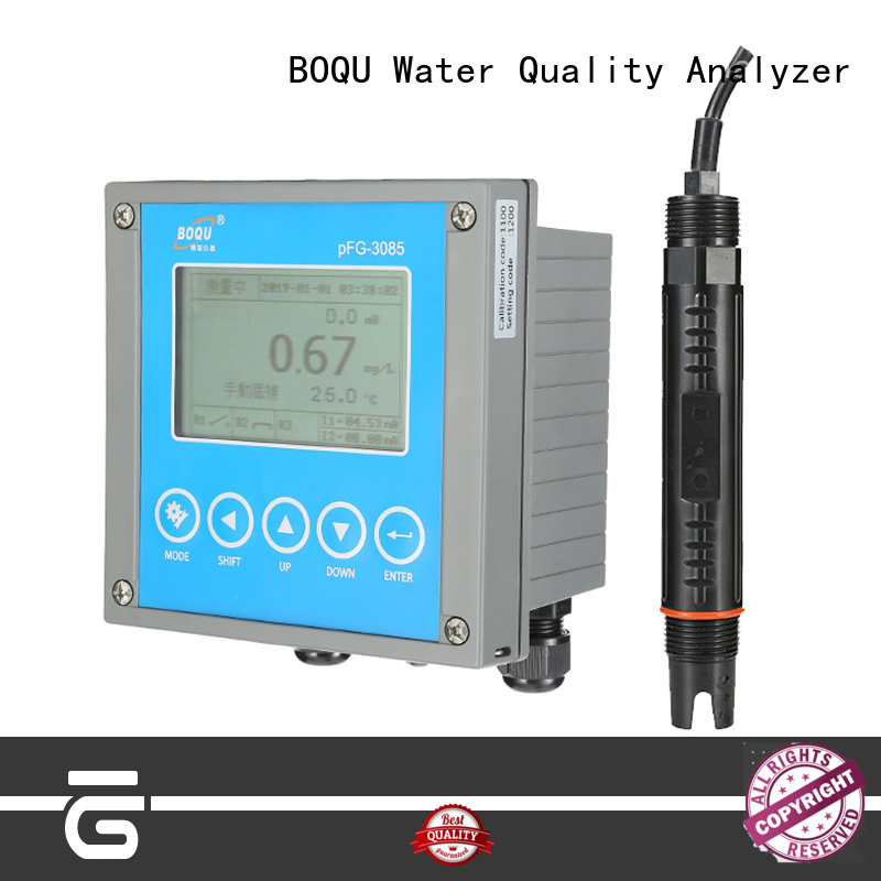 BOQU water hardness meter series for power plant