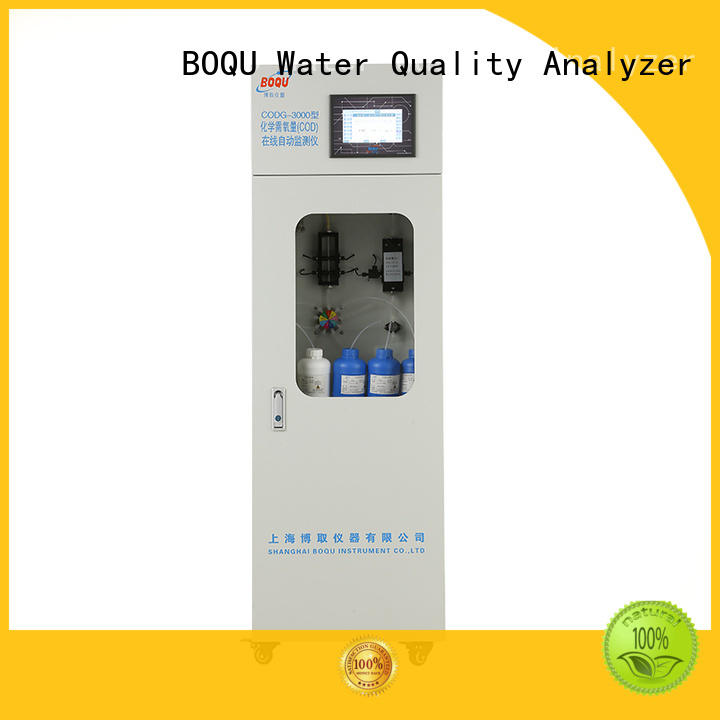 BOQU automatic bod analyzer with good price for surface water