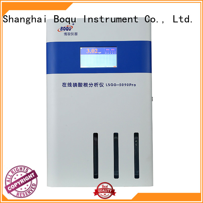 BOQU reliable online phosphate analyzer series for pure water