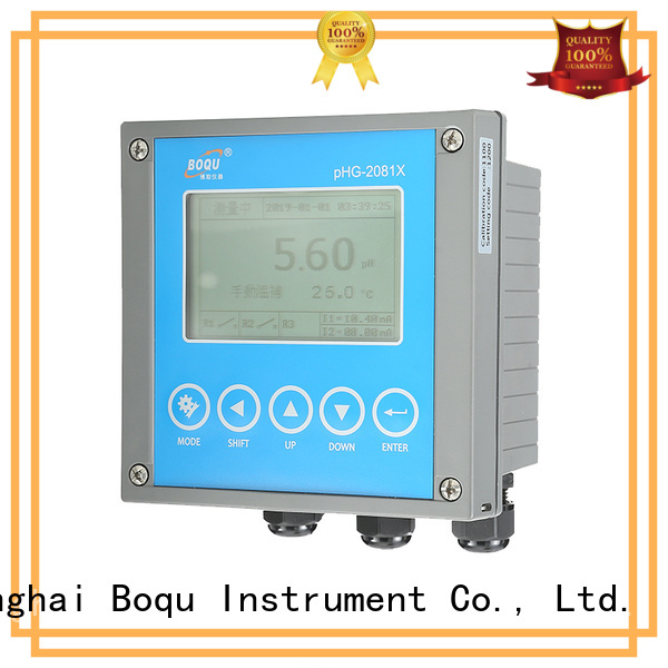 BOQU high precision online conductivity meter directly sale for waste water