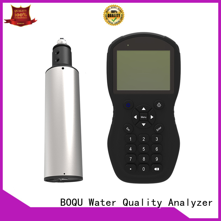 BOQU stable portable tss meter wholesale for industrial waste water