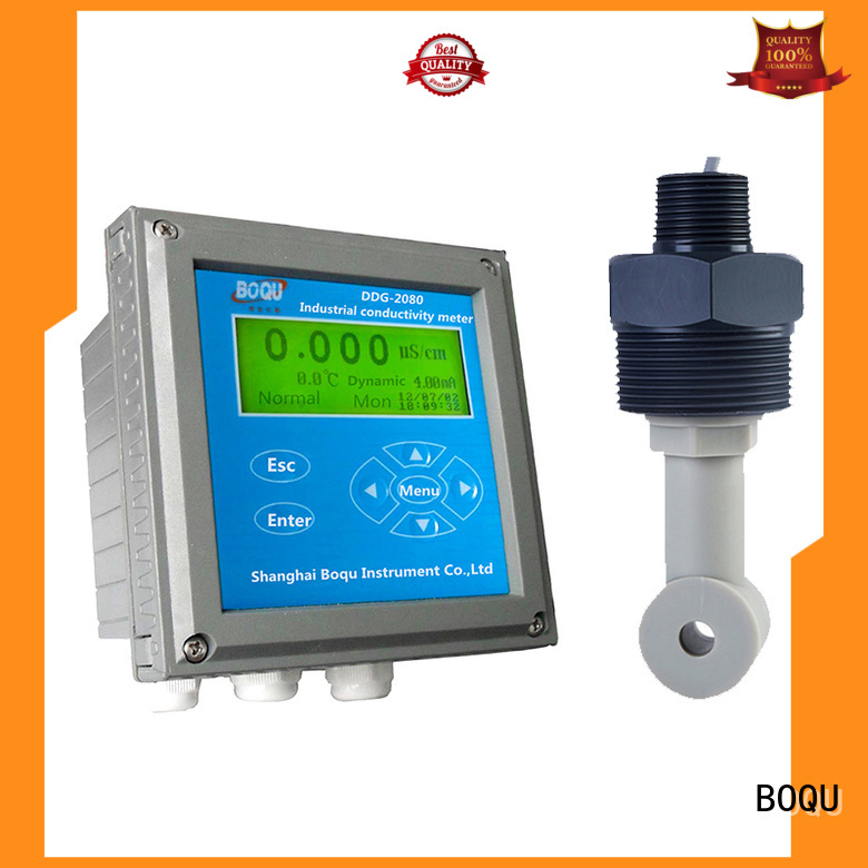 BOQU acid concentration meter directly sale for chemical industry
