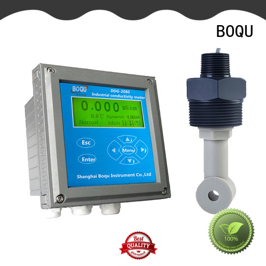 BOQU conductivity meter wholesale for waste water