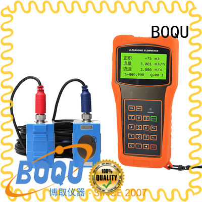 best ultrasonic water flow meter supply for monitoring water pollution