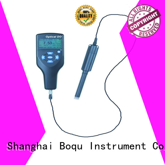BOQU portable dissolved oxygen meter wholesale for water protection