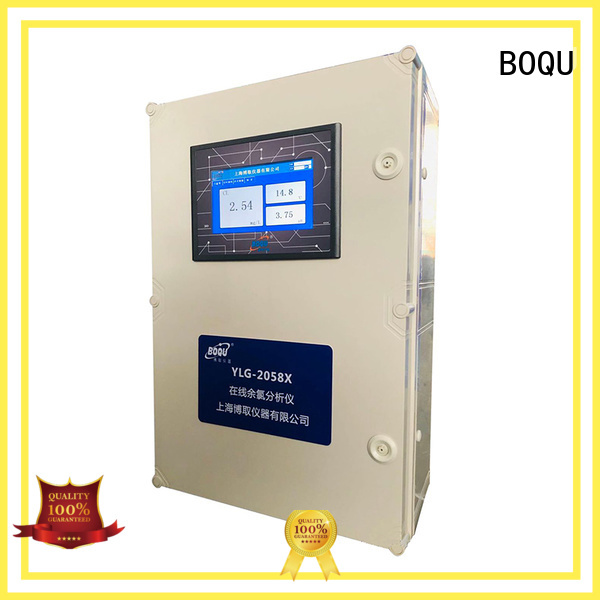 BOQU residual chlorine meter with good price for water analysis