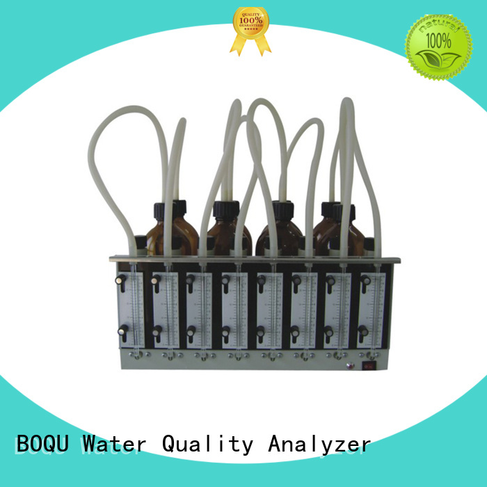 BOQU laboratory bod meter manufacturer for water
