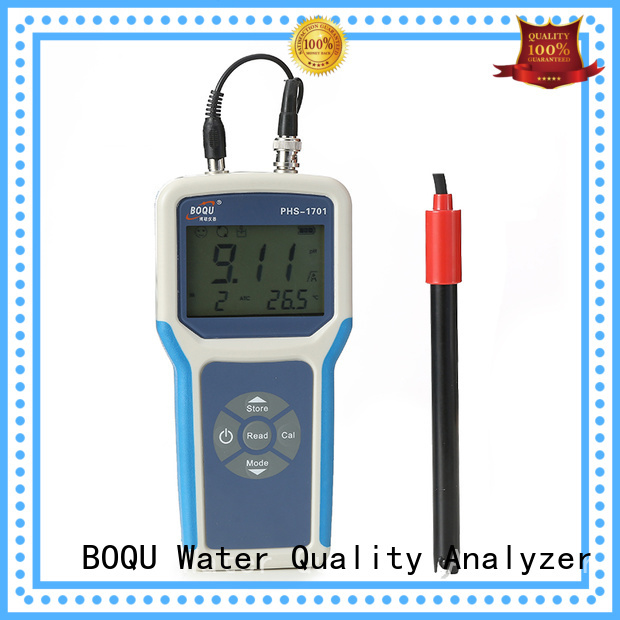 professional portable ph meter factory direct supply for environmental monitoring