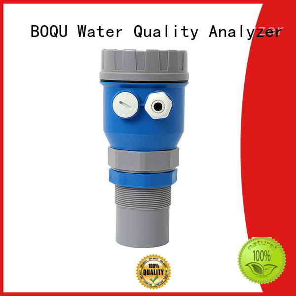 BOQU reliable ultrasonic level meter series for food processing industries