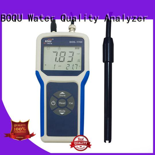 BOQU portable dissolved oxygen meter series for aquaculture